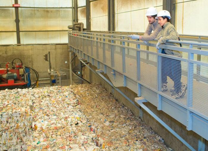 Conitex Sonoco Global Recycling Facilities
