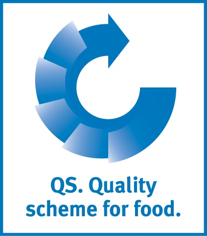 The QS certification mark stands for certified quality assurance of fresh food – from farm to shop! Quality scheme for food covers all stages of the food chain.