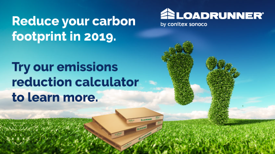Corrugated Pallets Can Reduce Your Carbon Emmissions