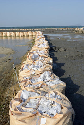 Flood/Erosion Control Sandbags | Conitex Sonoco | Flexible Packaging Products