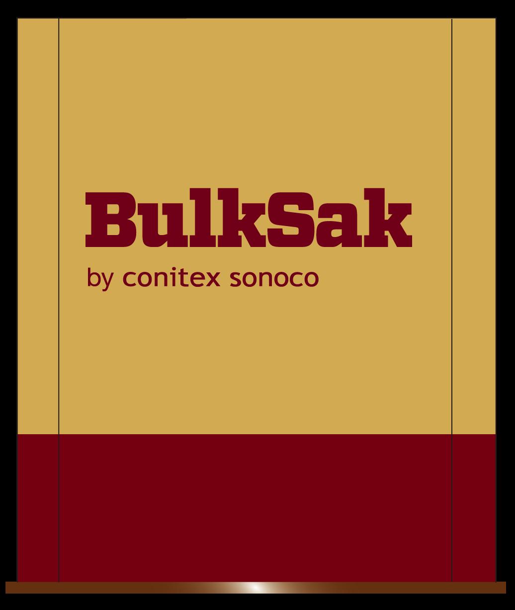 Sewn Bottom Paper Bag by Conitex Sonoco and BulkSak