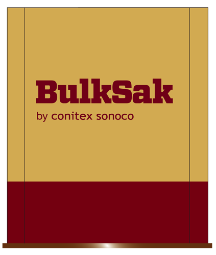 Sewn Bottom Paper Bag by Conitex Sonoco and BulkSak