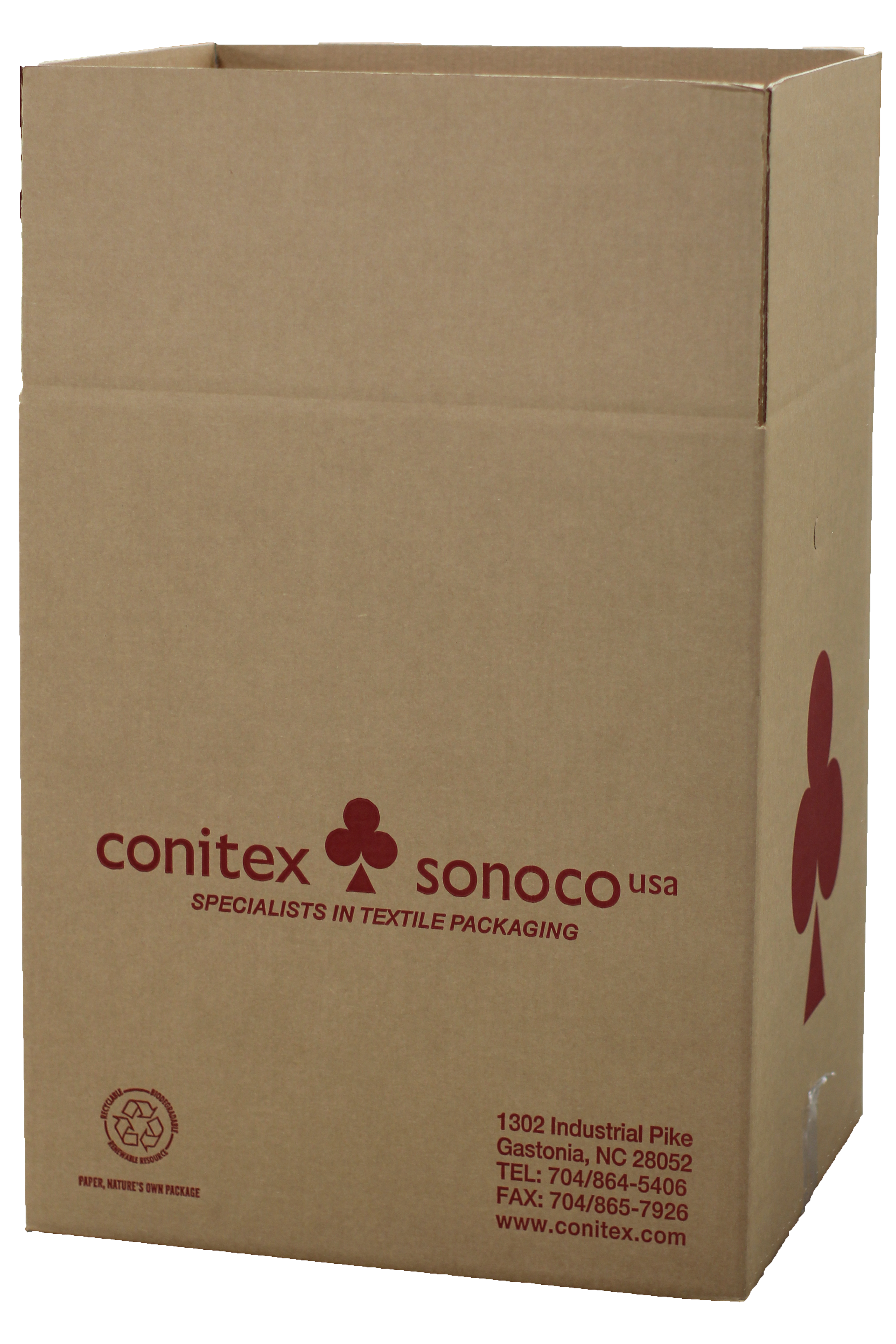 Cardboard Boxes   Conitex Sonoco   Packaging Products