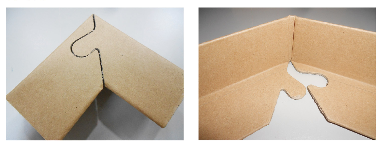Puzzle-cut Edgeboard Manufacturer and Edgeboard Distributor | Conitex Sonoco Sustainable Packaging Products