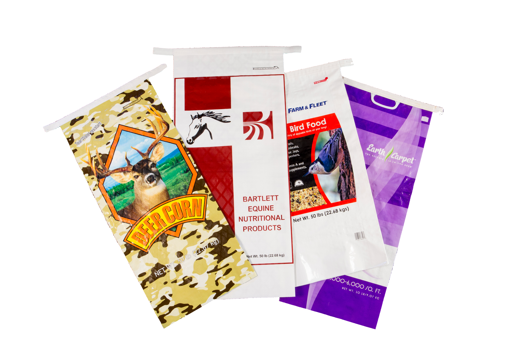 BOPP Bags | Conitex Sonoco | Flexible Packaging Products