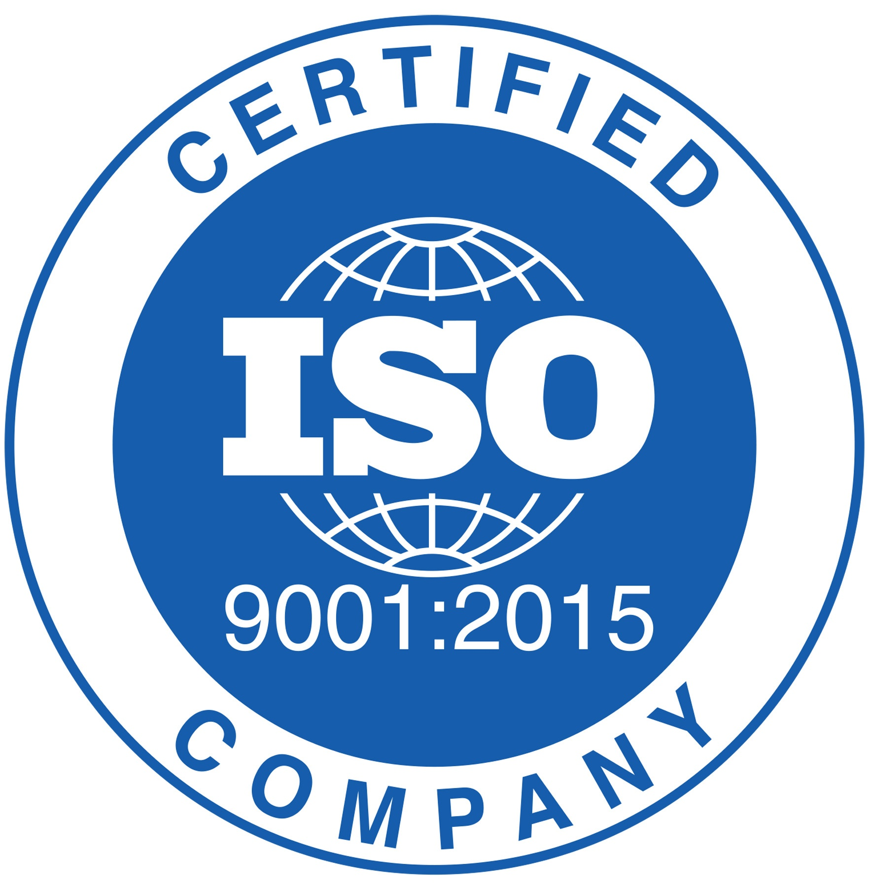 ISO 9001:2015 sets out the criteria for a quality management system