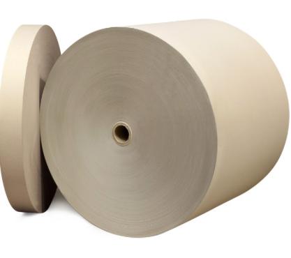 Papel para tubos y mandriles de cartón