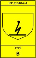 Type B FIBC Bag Label, types of FIBC bags