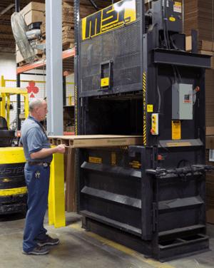 Corrugated pallets are 100 percent recyclable. Conitex Sonoco - Paper Pallets