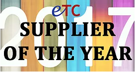 Conitex Sonoco Named eTextile Communications' 2017 Supplier of the Year