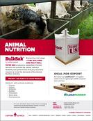 Animal Nutrition Brochure