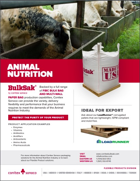 Animal Nutrition Brochure