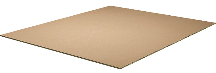 bottom paper pallet sheet