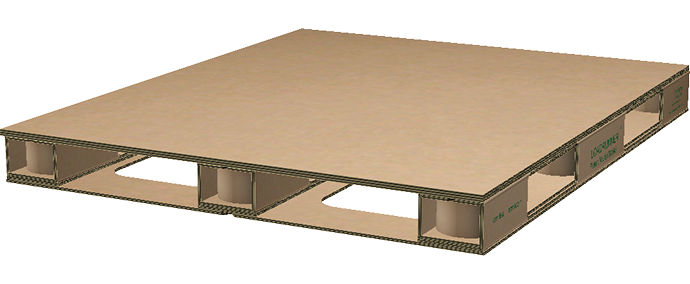 Standard Corrugated Pallets