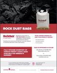 Rock Dust Brochure