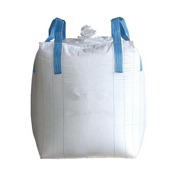 Bulk Bag for Hemp Biomass