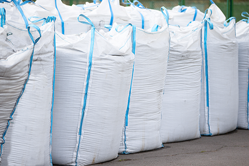 Construction Bags, Aggregate Bags