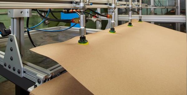 flatstack tier sheets, pallet liner, paperboard